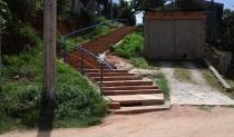 Escadaria Sete Povos